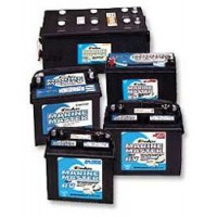 SeaHawk Marine Dual Purpose Batteries
