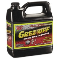 Spray Nine Grez-Off Heavy Duty Degreaser - One Gallon Bottle