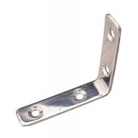 "Sea-Dog Angle Bracket 90 Deg. Stainless - 2-3/8"" X 2-3/8"""