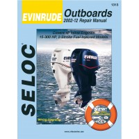 Seloc Engine Manual Evinrude Outboards - 2002-2006