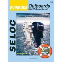 Seloc Engine Manual Evinrude Outboards - 2002-2006