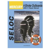 Seloc Engine Manual - Mercury/Mariner