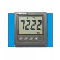 Si-Tex Surface Temperature Indicator - Thru Hull