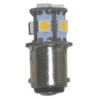 Scandvik LED Bulb Bayonet Tower - Warm White