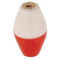 Taco Balsa Float - Red & White