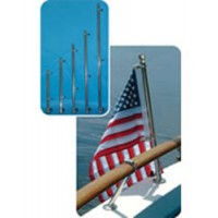 Taylor Flag Poles Stainless Steel