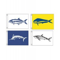 "Taylor Flags Fisherman's Catch - 12"" X 18"""