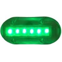 TH Marine High Intensity LED Underwater Light-Green