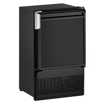 U-Line Ice Maker - Black