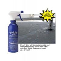 Woody Wax Fiberglass & Non-Skid Deck Wax - 16 Ounce