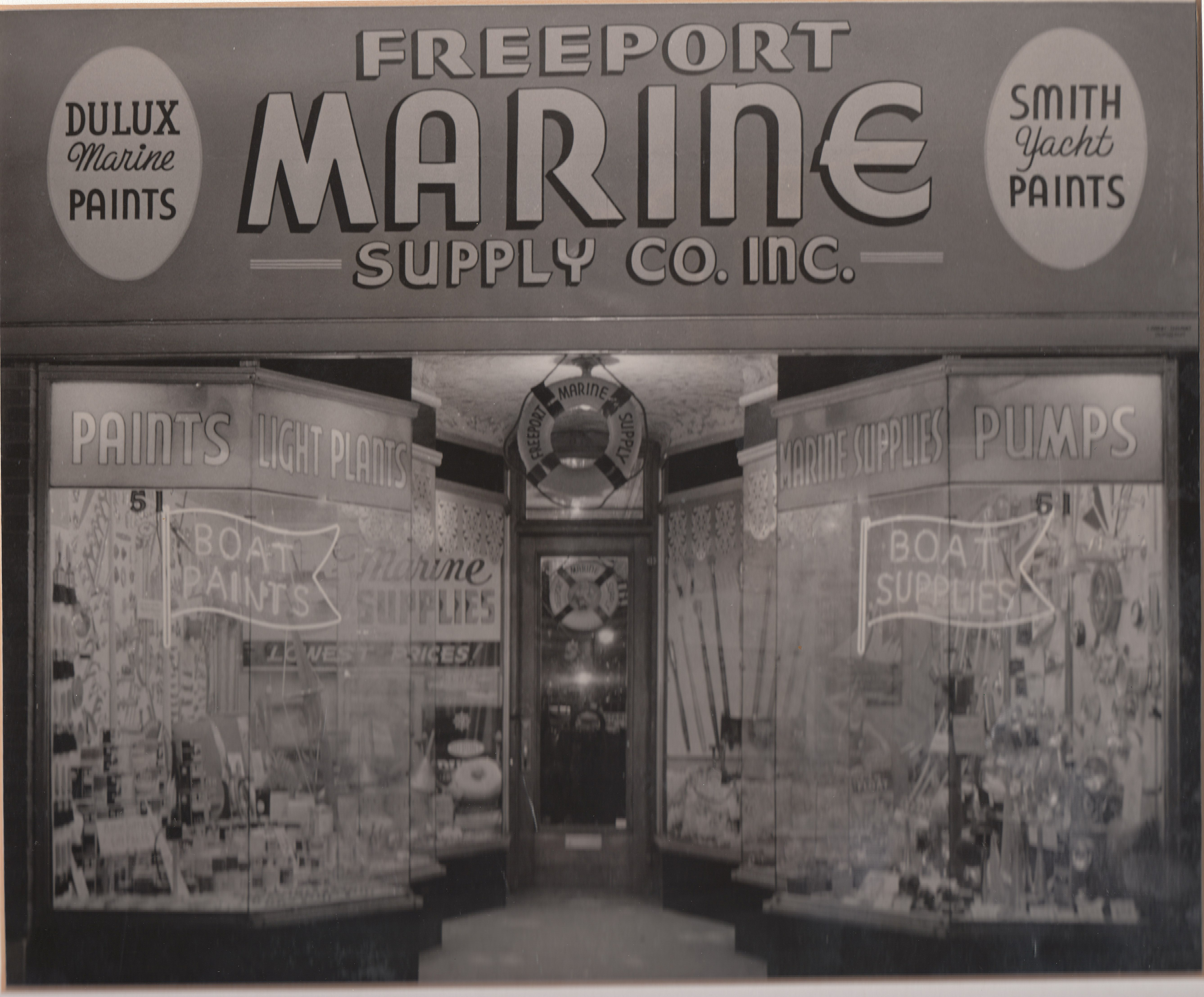 Front Entrance 1939